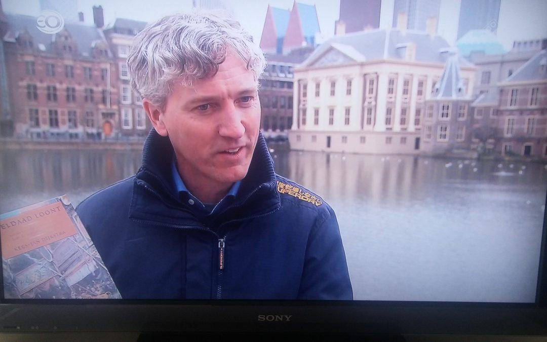 Interview in glossy: 'Haarlem prikkelt mijn fantasie'