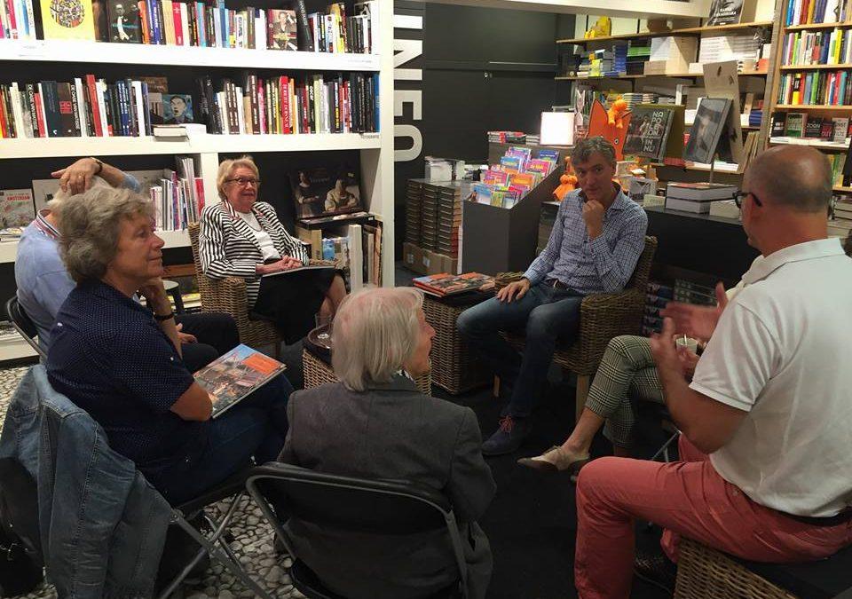 'Historytelling' over Oranjes in boekhandel Blokker