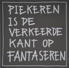 Piekeren-quote