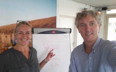 Mooie inzichten & inspiratie bij 'Storytelling aan Zee'