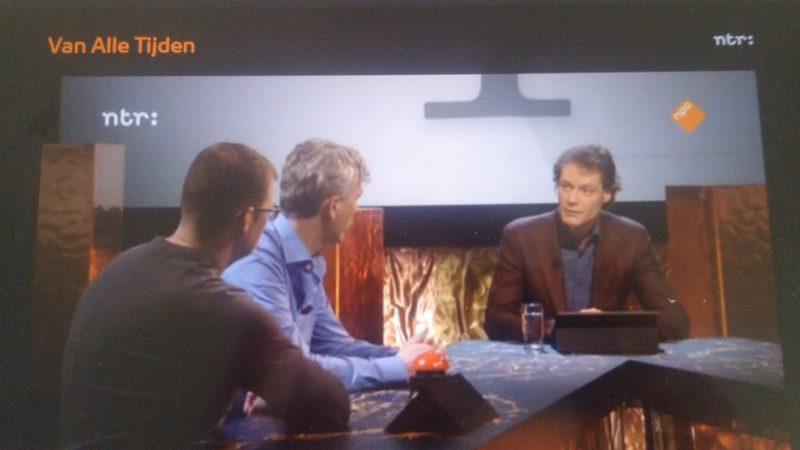 Joost Karhof, topsporter in tv-land is niet meer